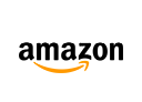Logo of Amazon, a company using Midori apps