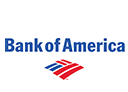 Logo of Bank of America, a company using Midori apps