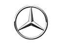 Logo of Mercedes-Benz, a company using Midori apps