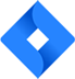 Logo of Jira Software, a Jira/Confluence/Bitbucket app integrated with the Midori apps