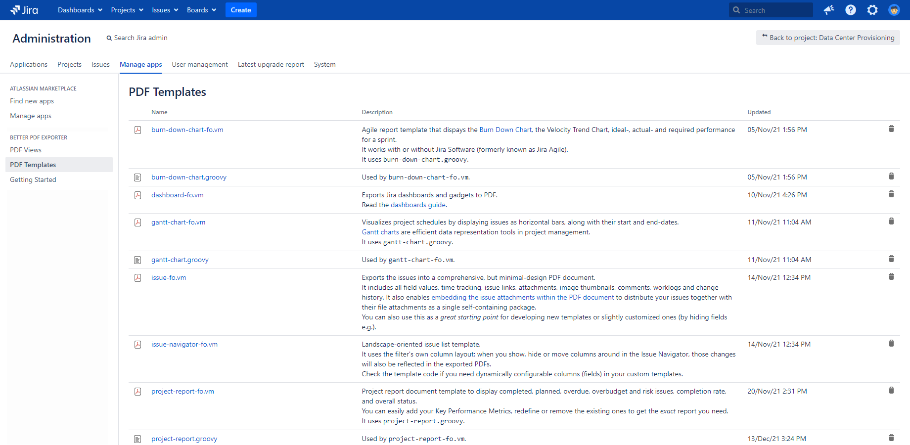 Documentation - Structure Plugin for JIRA - ALM Works