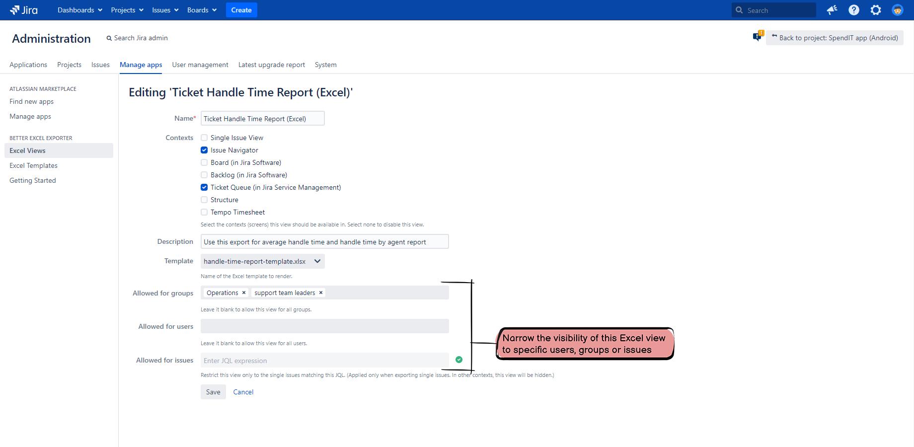 Version History - Better Excel Exporter for Jira | Midori